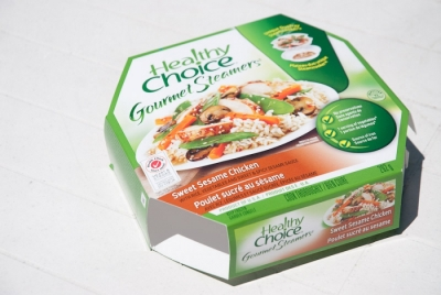 Hea!thy Choice Gourmet Steamers test de goût