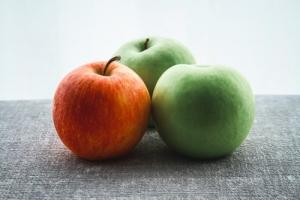Pommes pourries chez Naturpac inc.