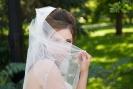 Image d'une mariée voilée