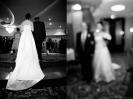 Photo derrière la mariée