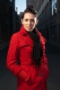 Photo manteau rouge
